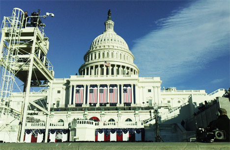 OPTOCORE TECHNOLOGY SUPPORTS AUDIO FOR THE 2013 U.S. PRESIDENTIAL INAUGURATION