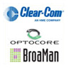 CLEAR-COM, OPTOCORE AND BROAMAN HOST JOINT DEMONSTRATIONS OF REAL WORLD SIGNAL DISTRIBUTION AT PROLIGHT + SOUND 2013